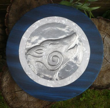 Wolf Moon Pewter Work